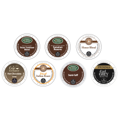 March promotional K-Cup