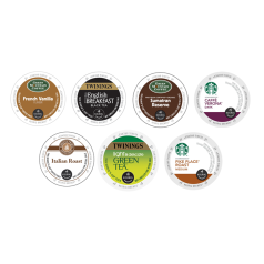Drink Selection Keurig