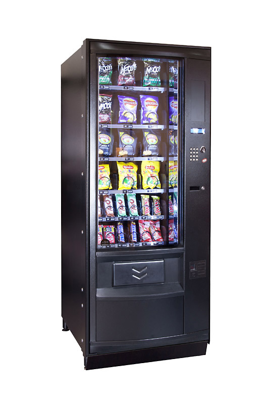 Azkoyne Palma H70st Snack Vending Machine