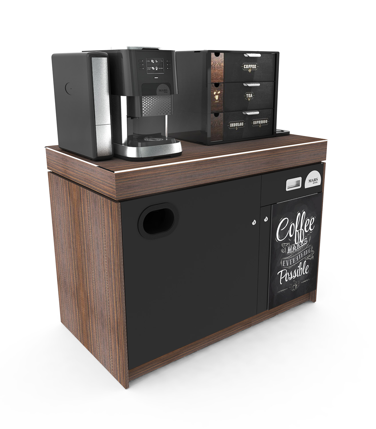 Flavia One Cup Coffee Maker : Flavia Creation 500 - Office Coffee Machine Ireland