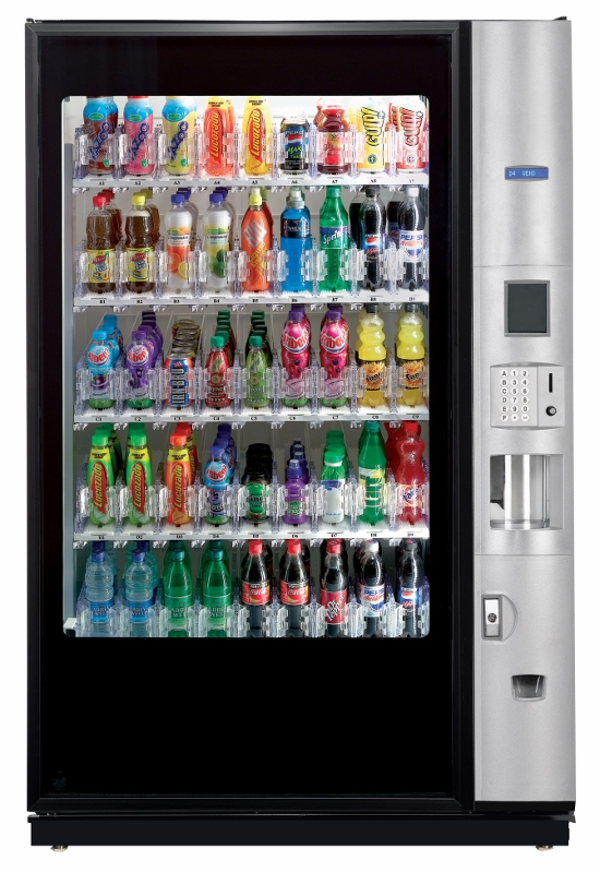 Bevmax 4 45 Select Cold Drinks Vending Machine