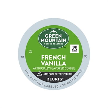 Keurig Green Mountain French Vanilla K Cup Pod