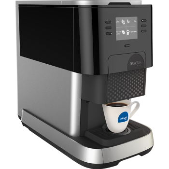 Flavia Creation 500 Office Coffee Machine - Side View