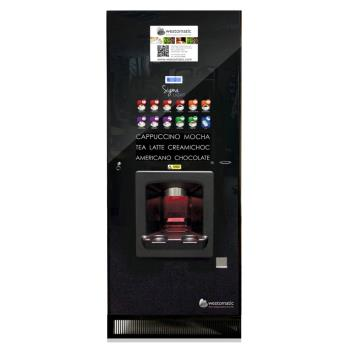 Westomatic Sigma Light Coffee Vending Machine