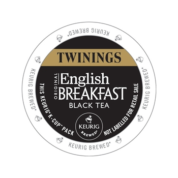 Keurig Twinings Original English Breakfast Tea Keurig Pod